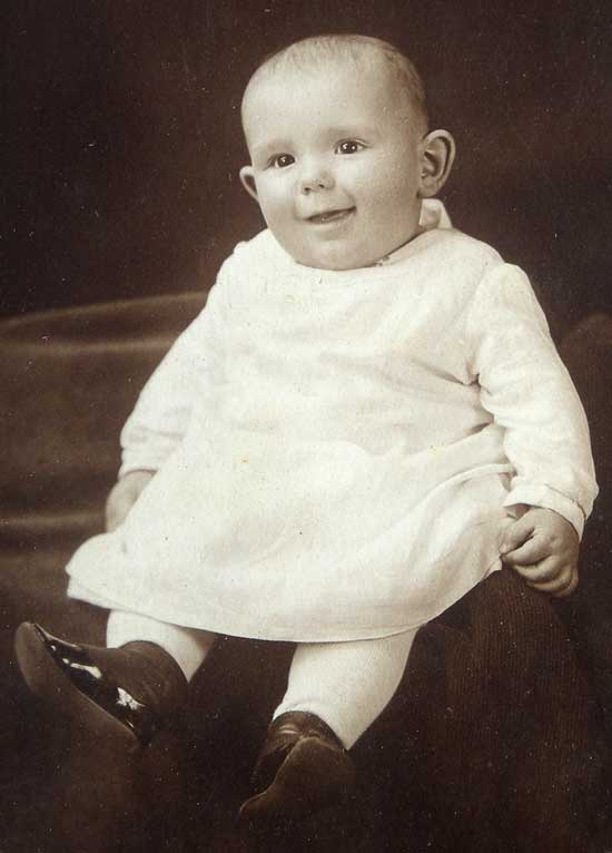 Vernon Henry Becker c.1921
